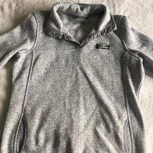 L.L. Bean Women's Sweater Fleece Pullover